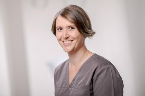 Karoline Schallert - Behandlungsassistenz